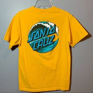 Women's Small Santa Cruz T-Shirt